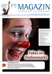 Cover PT-Magazin 4/2017
