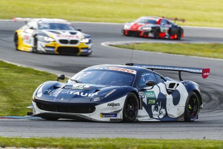 DTM-Test Lausitzring April 2021
