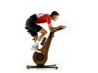 NOHrD Bike – innovatives Indoor Bike aus Holz