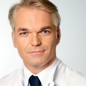 Dr. med. Marco Niedergethmann, Chefarzt der Klinik für Allgemein- und Viszeralchirurgie