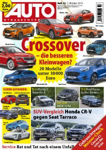 AUTO STRASSENVERKEHR Ausgabe 22/2019