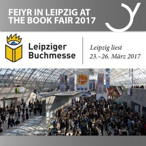 Feiyr at the Leipzig Book Fair