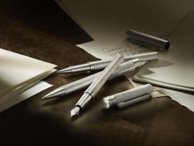 Von alten Papiermaschinen bei Hahnemühle inspiriert: Hahnemühle Originals First Edition - limitierte Schreibgeräte für Liebhaber