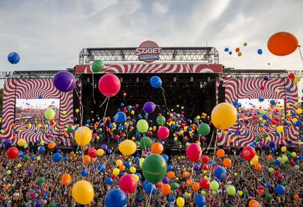 Sziget Festival in Budapest 2015