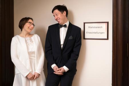 Hochzeit / Foto: M Bahlo, Copyright: Die Sparkasse Bremen