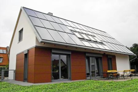 Ganz gleich, wie wir eines Tages bauen werden: Es geht nicht ohne Dach