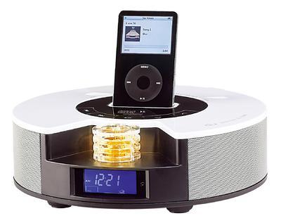 auvisio roehren verstaerker und docking station fuer ipod. Black Bedroom Furniture Sets. Home Design Ideas