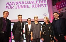 The candidates for the Prize of the Nationalgalerie for Young Art 2011 have been nominated: Cyprien Gaillard, Kitty Kraus, Klara Lidén and Andro Wekua