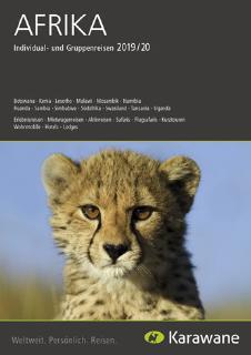 Der neue Afrika-Katalog von Karawane ist da