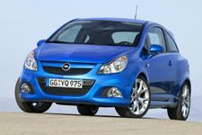 Erfolgsmodell: Die aktuelle Generation des Opel Corsa. Hier die sportliche OPC-Version.