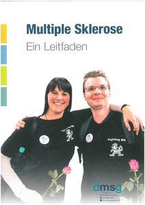 "Cover ""Multiple Sklerose. Ein Leitfaden"" (Copyright AMSEL)"