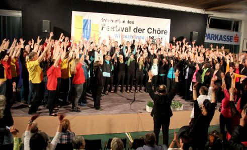Chorfestival Wildschönau