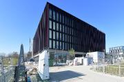 Baustellenansichten neues Gebäude am Technologiepark / Copyrigh: Die Sparkasse Bremen, Foto: MBahlo