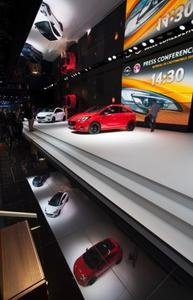 Opel Press Conference