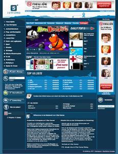 5stargames.de Startseite - Spielspaß in Serie