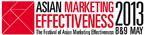 The Festival of Asian Marketing Effectiveness Announces Winners of 2013 Awards