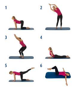 Die besten Übungen für einen starken Rücken / Bild: AGR