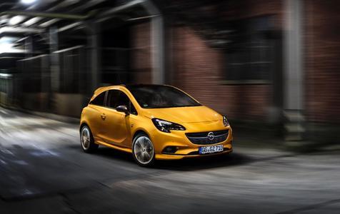 Top vernetzt mit frischem Look: Der Opel Corsa fährt jetzt in Mandarin Orange und mit der jüngsten IntelliLink-Infotainment-Generation vor