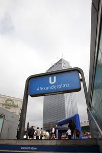 Veranstaltungsort - Alexanderplatz