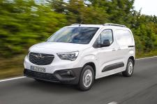 """Opel 2020"" Bonus Packs for Opel Combo, Vivaro and Movano"