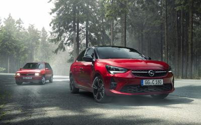 Fun-to-Drive Duo: New Opel Corsa GS Line and Corsa GSi Original