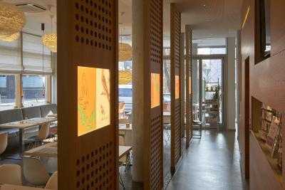Neuer Zauber für Grimm's Hotel Berlin Mitte