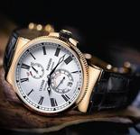 Marine Chronometer Manufacture Only Watch
