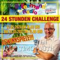 """Ballermann Radio: """"24 Stunden Challenge"""" - Partyalarm am Pfingstwochenende"""