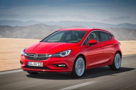 Astra-nomisch: The neue Opel Astra wurde im ersten Quartal mehr als 37.000 Mal verkauft – ein Plus von 40 Prozent gegenüber dem alten Modell im Vorjahr