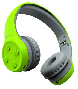 auvisio Over-Ear-Stereo-Headset OHS-240 für Kinder, Lautstärke-Begrenzung, Bluetooth 5 / Bild: PEARL. GmbH / www.pearl.de
