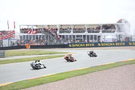 Das besondere Ambiente zum MotoGP auf dem Sachsenring (Foto: © Markus Pfeifer)