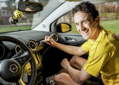 Opel ADAM Thomas Delaney