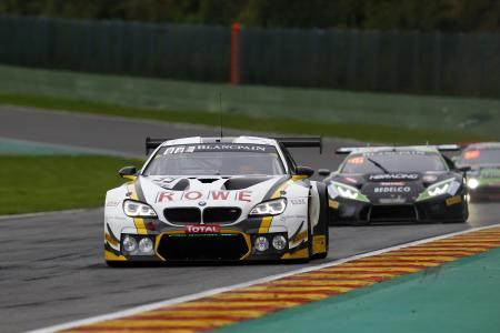#99 BMW M6 GT3, ROWE Racing