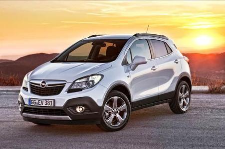 Mit dem Mokka, der bereits im Oktober auf den Markt kommt, steigt Opel als erster deutscher Hersteller in die schnell wachsende Klasse der subkompakten Sports Utility Vehicles (SUV-B-Segment) ein