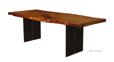 exklusive unvergleichliche massivholz esstische und. Black Bedroom Furniture Sets. Home Design Ideas