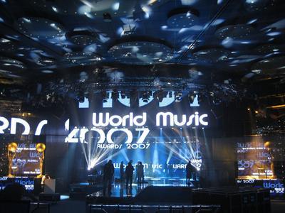 World Music Award 2007