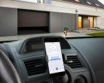 Lescars WLAN-Garagentor-Steuerung WGS-20 mit App, Timer- und Countdown-Funktion