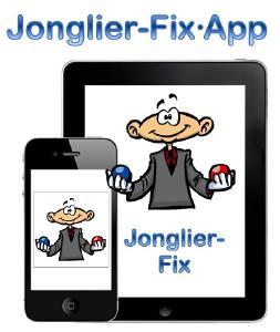 Jonglier-Fix-App