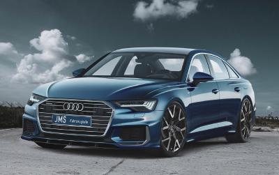 Outlook for upgrade program for new Audi A6