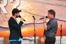 Poetry Slam mit Schaumkrone