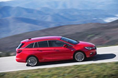 Händlerpremiere: Der neue Astra Sports Tourer kommt am 9. April zu den deutschen Opel-Händlern