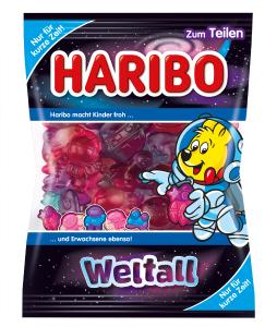 HARIBO Weltall Beutel