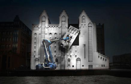 5 Spektakuläre 3D-Gebäudeprojektionen