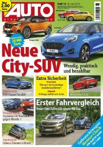 AUTO STRASSENVERKEHR Ausgabe 15/2019