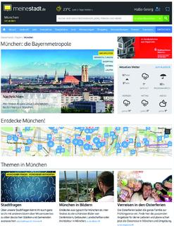meinestadt.de Relaunch optimiert regionales Online Marketing