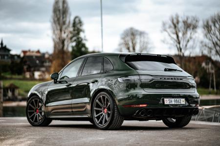 Cor.Speed Sports Wheels Europe: Tuning the Swiss way - Aerotechnik puts Porsche Macan on Cor.Speed DeVille