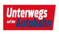 Logo Unterwegs auf der Autobahn