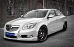tuning for opel/vauxhall insignia with jms styling and asa racing wheels