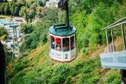 Burgberg-Seilbahn nimmt wieder Fahrt auf