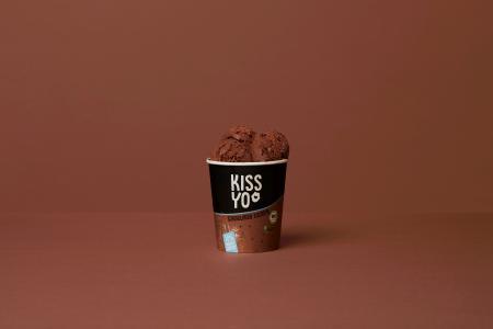KISSYO Schokoladen Eiscreme